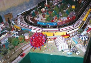 Bill's Railroad Empire